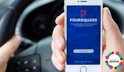 Foursquare: A Rede Social esquecida que pode alavancar seus negócios