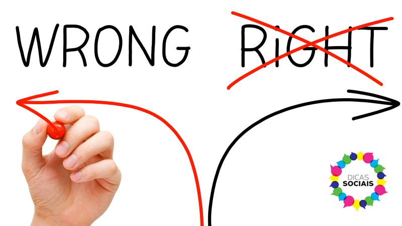 Mídias Sociais: Os erros que podem acabar com sua empresa