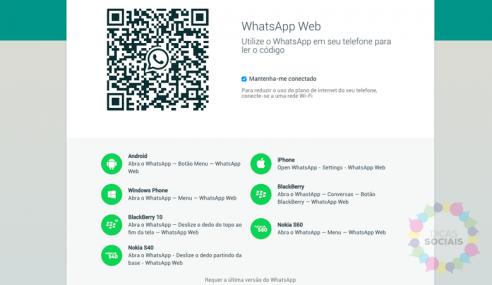 WhatsApp Web iPhone: finalmente disponível